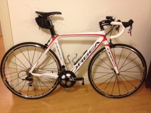 2012 Orbea Orca Silver Series with SRAM Red, Black Edition