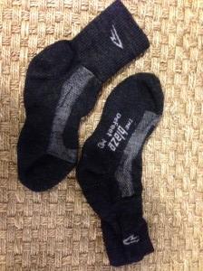 defeet blaze wool cycling socks review