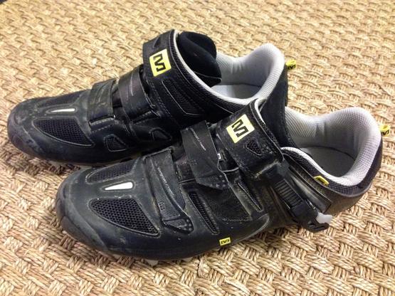 Mavic Rush cross country mountain biking shoes review