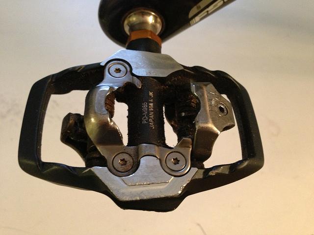 Shimano XTR PD-M985 trail mountain bike pedals review
