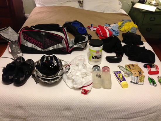 Ogio 8.0 endurance cycling duffle bag review