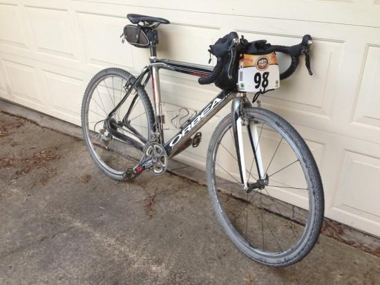 bike setup dirty kanza 200